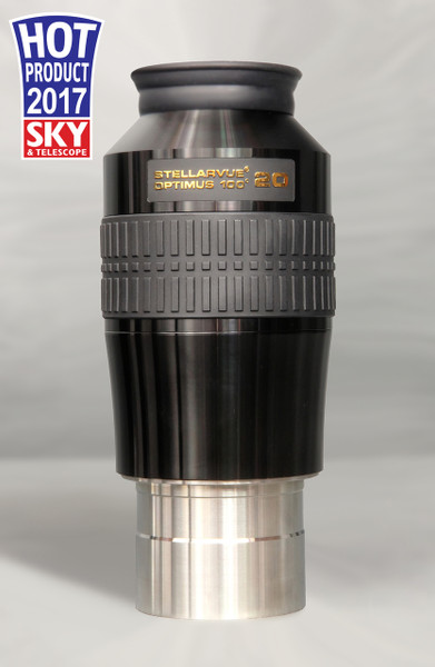 Stellarvue Optimus 20 mm 100 degree eyepiece