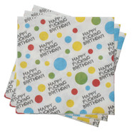 X-Rated Birthday Party Napkins