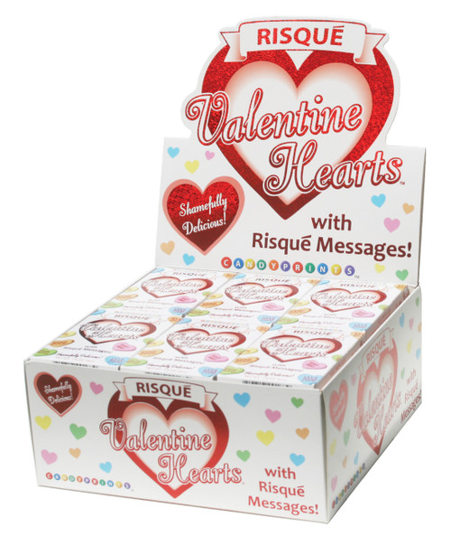 Risqué Valentine Candy 24 pack