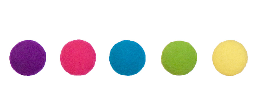 Washable Wool Buttons