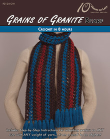 GRAINS OF GRANITE Scarf
