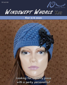 WINDSWEPT WHORLS Hat