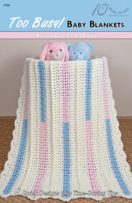 TOO BUSY! BABY BLANKETS Collection