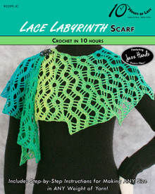 LACE LABYRINTH Scarf
