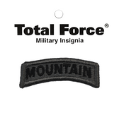 ACU Mountain Tab Patch