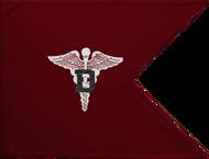 Dental Corps Guidon Unframed 05x09