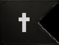 Chaplain Guidon Framed 24x31 (Regulation)