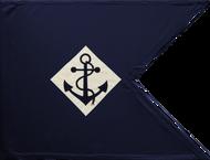 US Navy Guidon Framed 24x31 (Regulation)