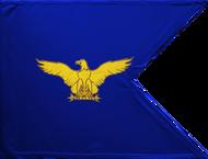 US Air Force Guidon Framed 08x10