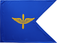 Aviation Corps Guidon Framed 16x20