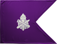 Civil Affairs Corps Guidon Framed 24x31 (Regulation)