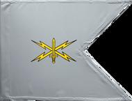 Cyber Corps Guidon Unframed 20x29