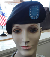 Preshaped and Preshaven Beret