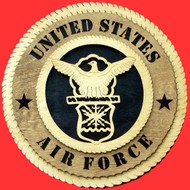 Air Force Military Tributes Custom
