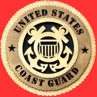 Coast Guard Military Tributes Custom