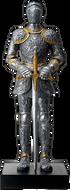 """Summit Collection 12"""" Italian Knight 8441"""