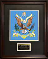297th Military Intelligence Framed 16x20