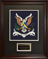 346th Regiment Framed 16x20