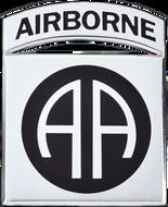 82nd Airborne Division Car Emblem