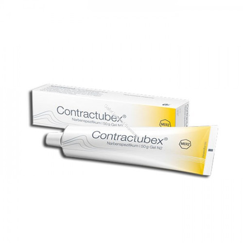 Contractubex Cream gel 50 gr for burns acne surgery highly effective solution