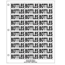 """1"""" Bottles"""