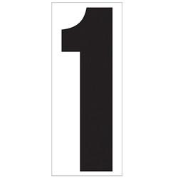 "18"" Number 1"