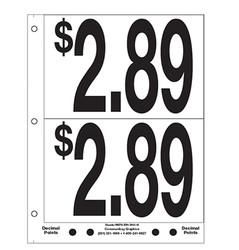 """5"""" Pre-priced $2.89"""