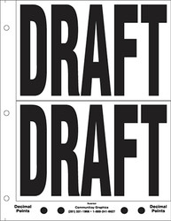 "5"" Draft"