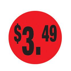 Da-Glos $3.49