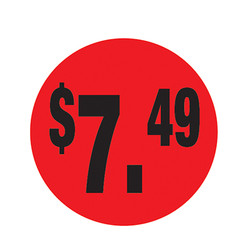 Da-Glos $7.49