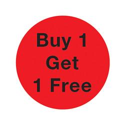 Da-Glos Buy 1 Get 1 Free