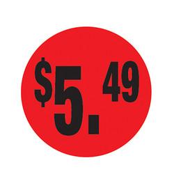 Da-Glos $5.49