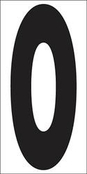 "6"" Letter O"