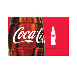 Coke Decal