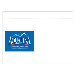Case Stack Sign - Aquafina