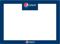 Pepsi Window Frieze