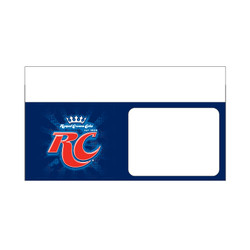 "Shelf talker - 10"" x 6.25"" RC"