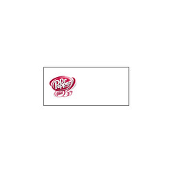Diet Dr Pepper Runner Tag