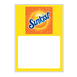 Sunkist Low Tac Cling