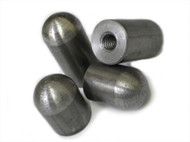12 Piece Threaded Bullet Assortment