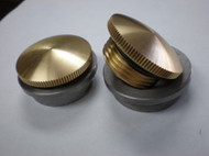 Brass Vented / Filler Cap and Weld in Bung
