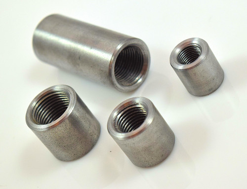 steel weld on npt pipe thread bung