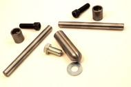 Straight weld together DIY motor mount kit