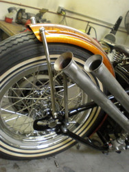 Stainless Steel Fender Strut Kit