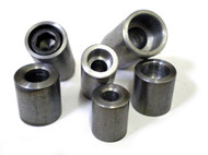 "Stainless 1/4"" Counterbore Bungs"