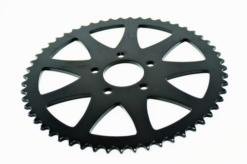 spoked rear sprocket for 520 or 530 chain conversion