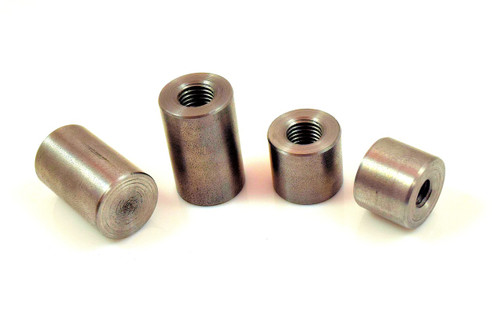 m10 x 1.25 mild steel metric threaded weld on mounting bung