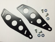 39mm Quarter Fairing Brackets