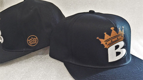 bungking snap back hat apparrel