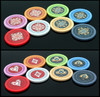 Ornate Collection Poker Chips